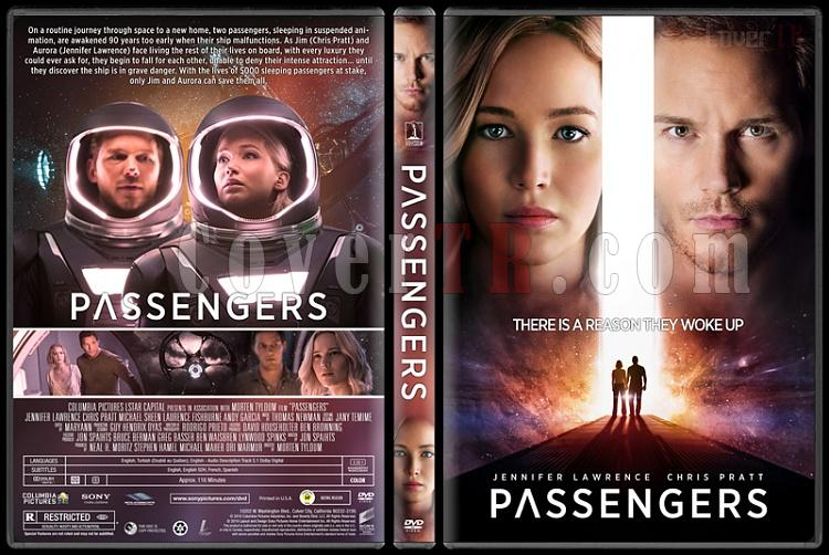 Passengers (Uzay Yolcuları) - Custom Dvd Cover - English [2016]-standardjpg