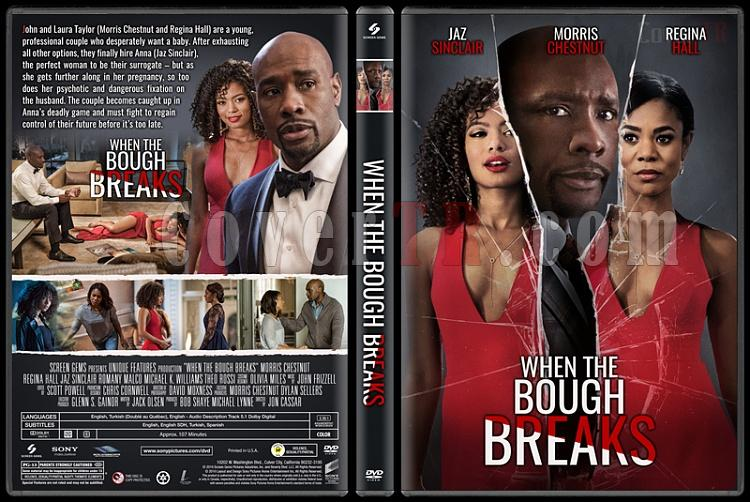 When the Bough Breaks - Custom Dvd Cover - English [2016]-standardjpg