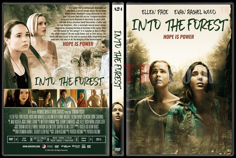 Into the Forest (Ormana Doğru) - Custom Dvd Cover - English [2015]-standardjpg