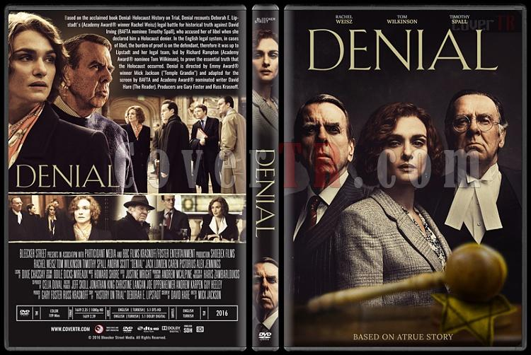 Denial - Custom Dvd Cover - English [2016]-standardjpg