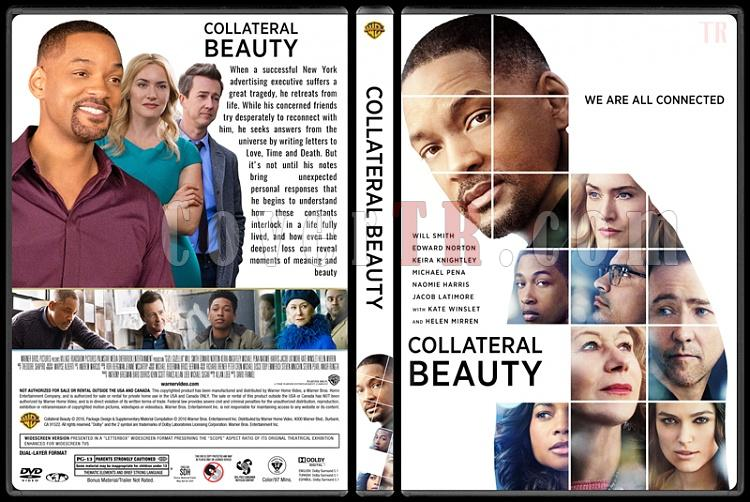 Collateral Beauty (Gizli Güzellik) - Custom Dvd Cover - English [2016]-standardjpg