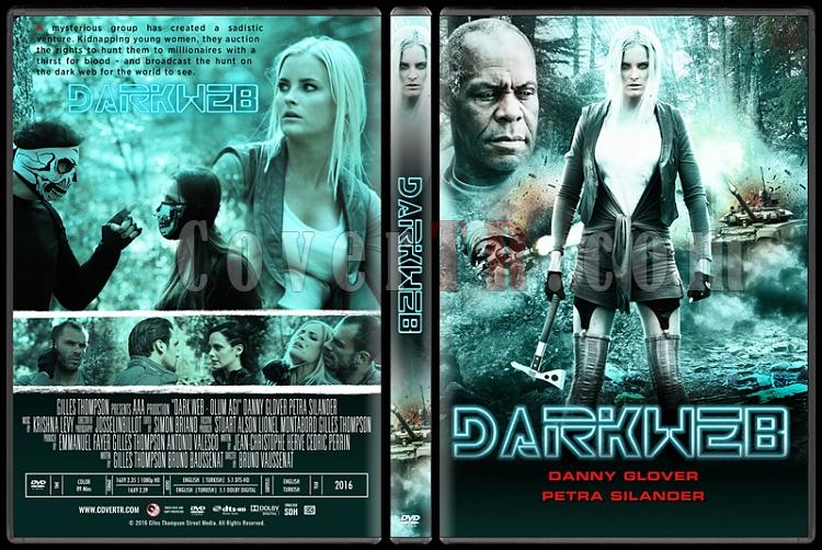 Darkweb (Ölüm Ağı) - Custom Dvd Cover - English [2016]-engjpg