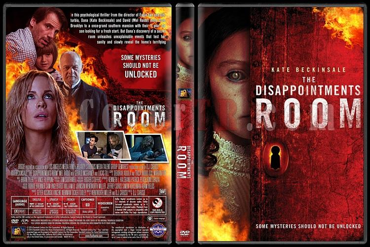 The Disappointments Room - Custom Dvd Cover - English [2016]-standardjpg