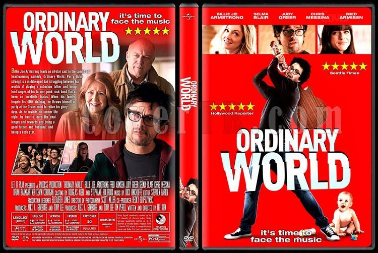 Ordinary World - Custom Dvd Cover - English [2016]-standardjpg