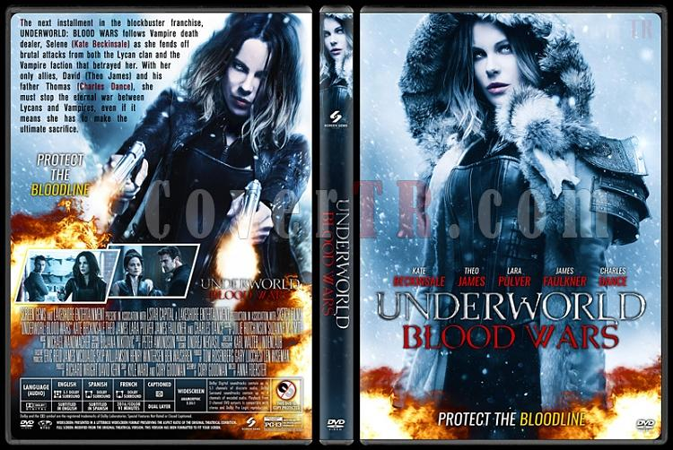 Underworld: Blood Wars - Custom Dvd Cover - English [2016]-standardjpg
