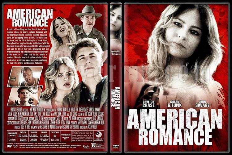 American Romance - Custom Dvd Cover - English [2016]-standardjpg