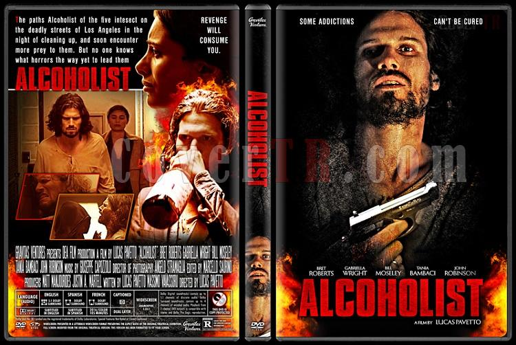 Alcoholist - Custom Dvd Cover - English [2016]-1jpg