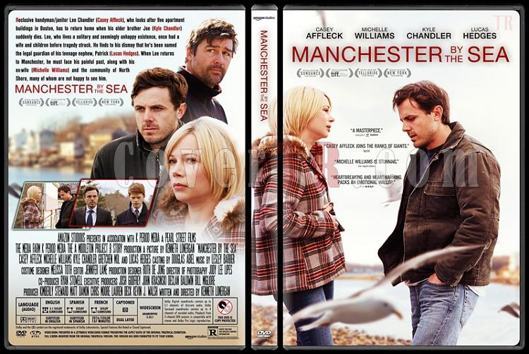 Manchester by the Sea - Custom Dvd Cover - English [2016]-6jpg