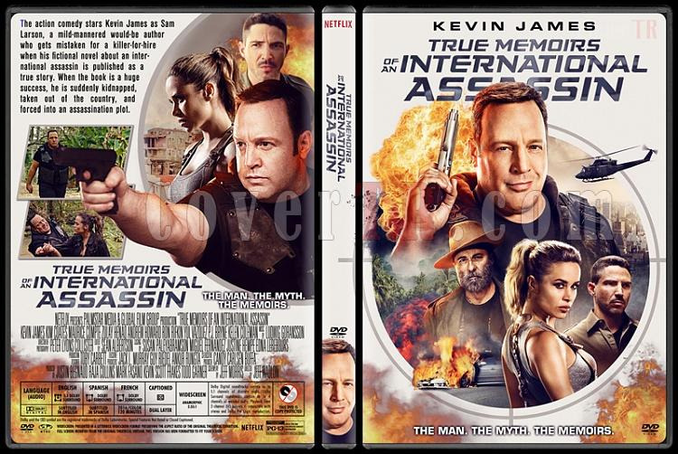 True Memoirs of an International Assassin - Custom Dvd Cover - English [2016]-8jpg
