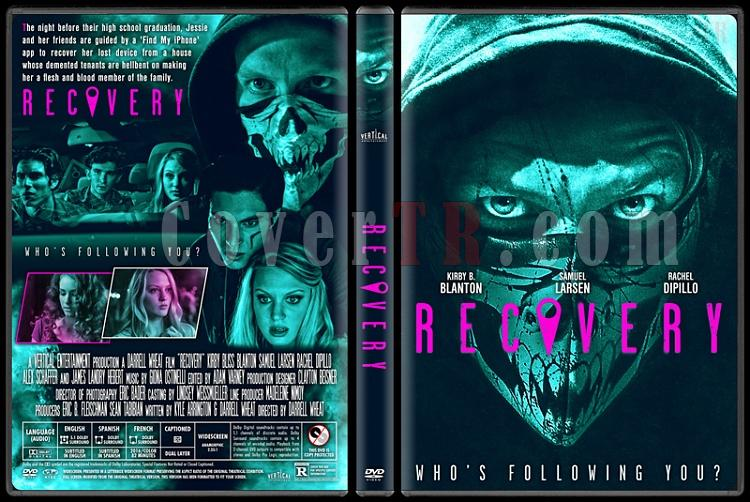 Recovery  - Custom Dvd Cover - English [2016]-7jpg