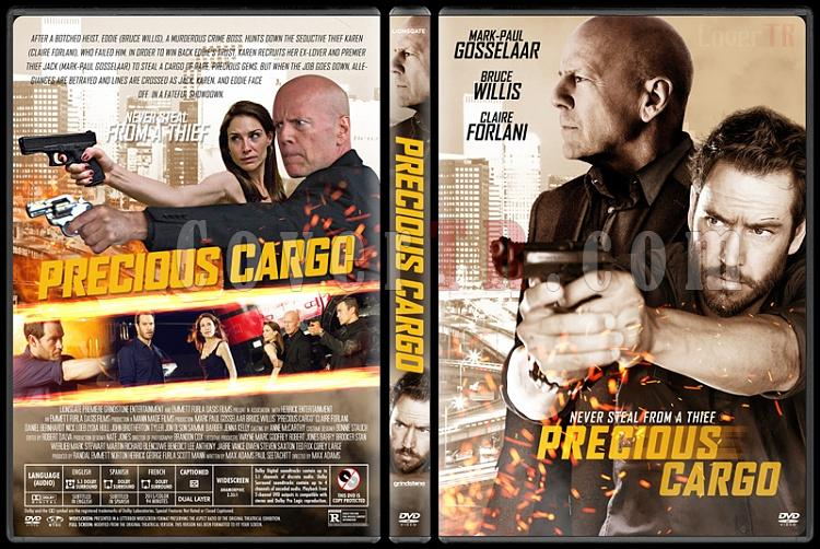 Precious Cargo (Özel Kargo) - Custom Dvd Cover - English [2016]-3jpg