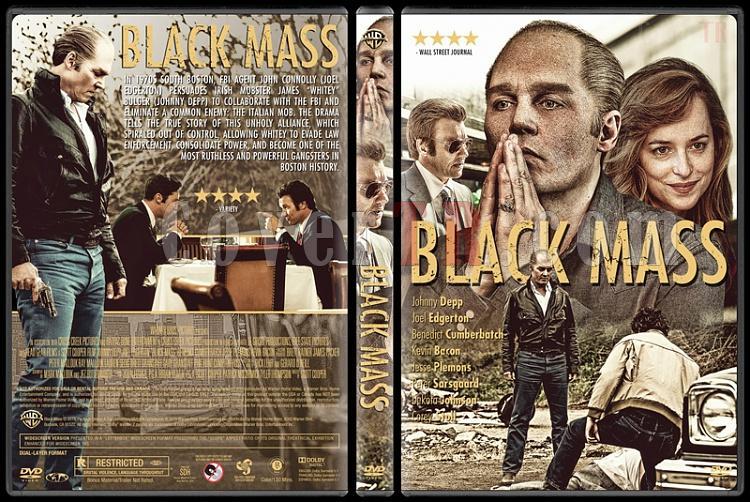 Black Mass - Custom Dvd Cover - English [2015]-2jpg
