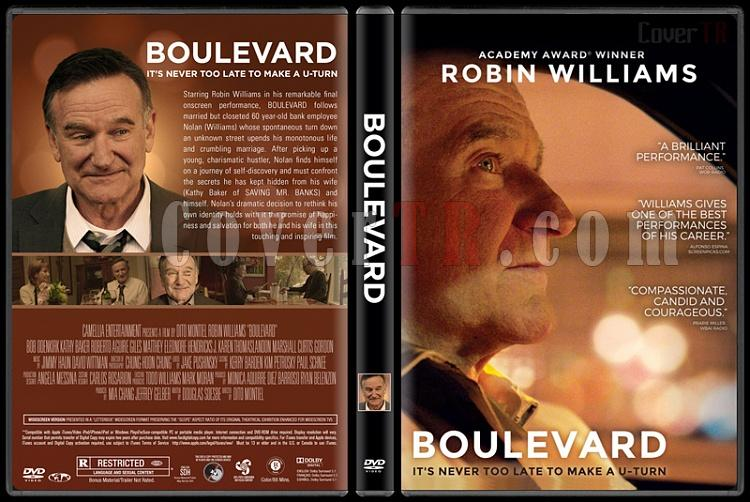 Boulevard - Custom Dvd Cover - English [2014]-1jpg