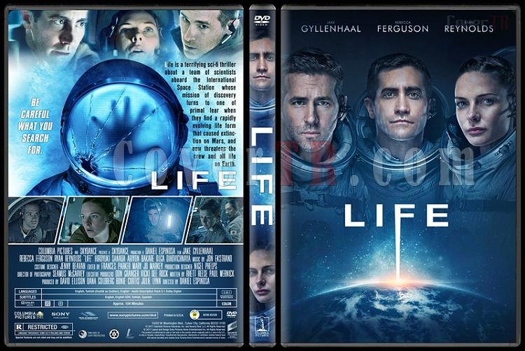 Life (Hayat) - Custom Dvd Cover - English [2017]-3jpg