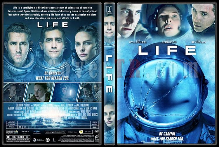 Life (Hayat) - Custom Dvd Cover - English [2017]-2jpg