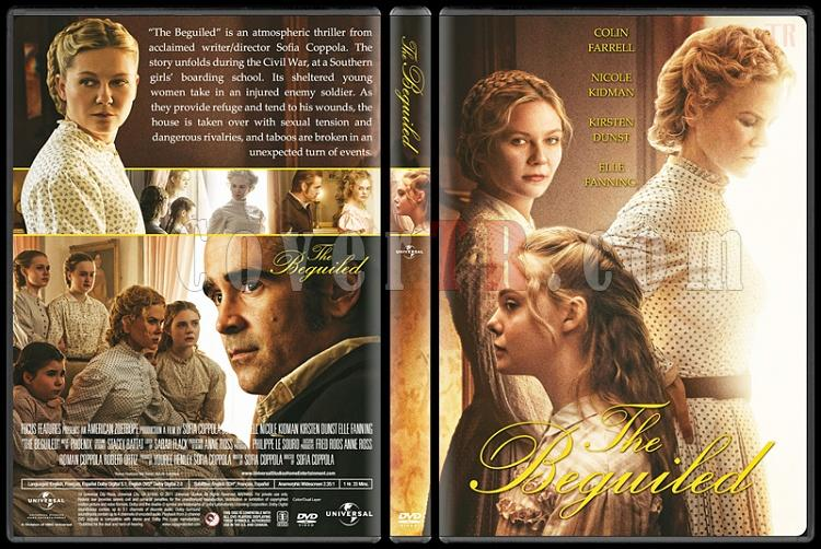 The Beguiled - Custom Dvd Cover - English [2017]-2jpg