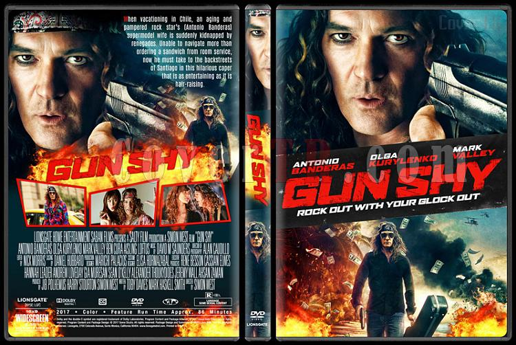 Gun Shy - Custom Dvd Cover - English [2017]-2jpg