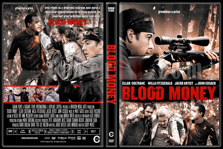 Blood Money - Custom Dvd Cover - English [2017]-1jpg