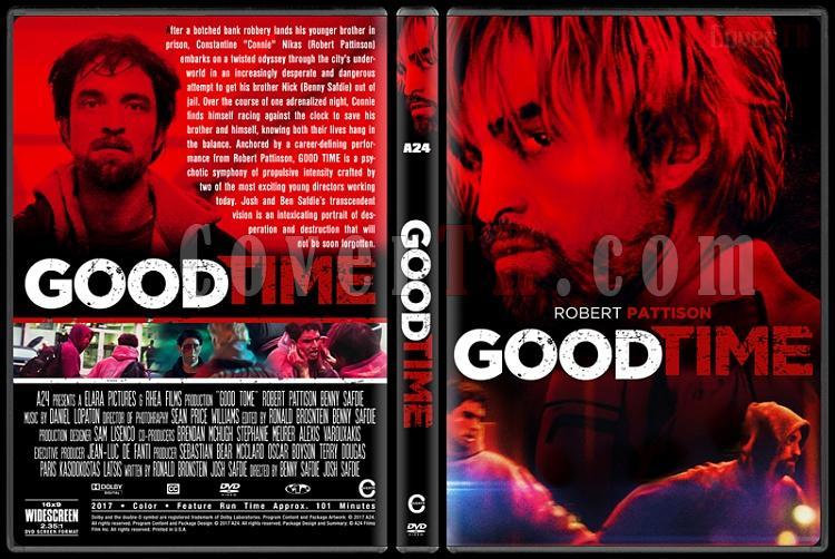 Good Time (Soygun) - Custom Dvd Cover - English [2017]-2jpg