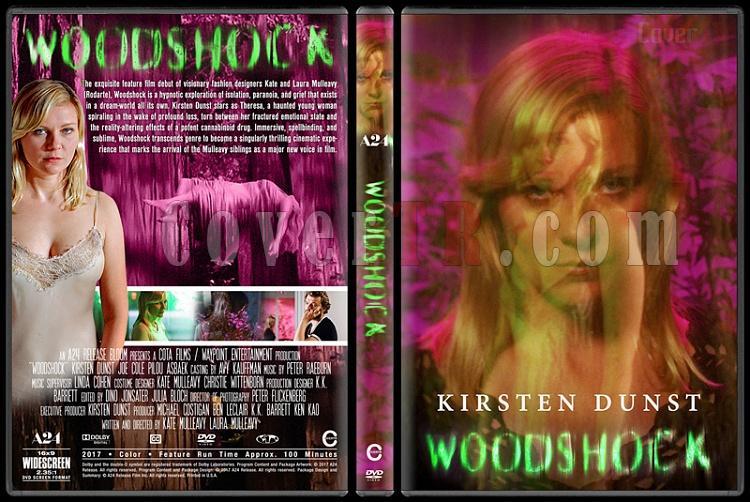 Woodshock - Custom Dvd Cover - English [2017]-1jpg