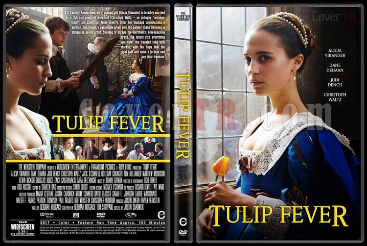 Tulip Fever - Custom Dvd Cover - English [2017]-1jpg