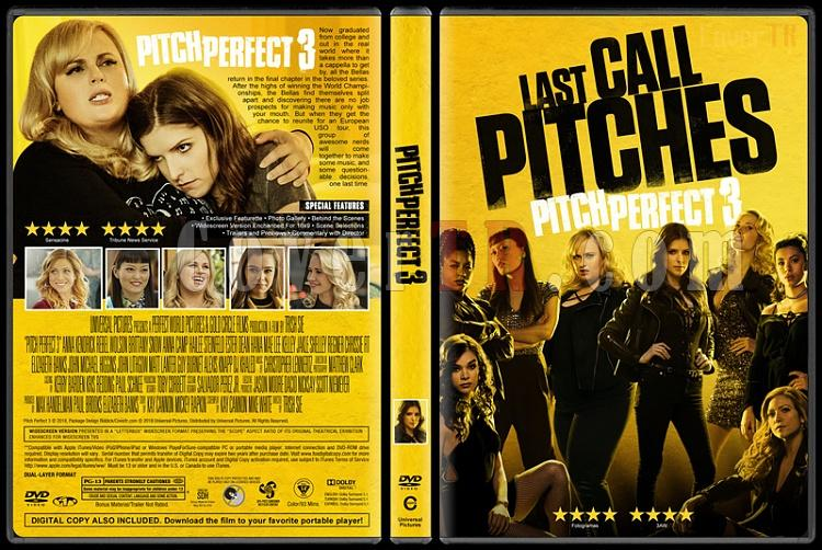 Pitch Perfect 3 - Custom Dvd Cover - English [2018]-1jpg
