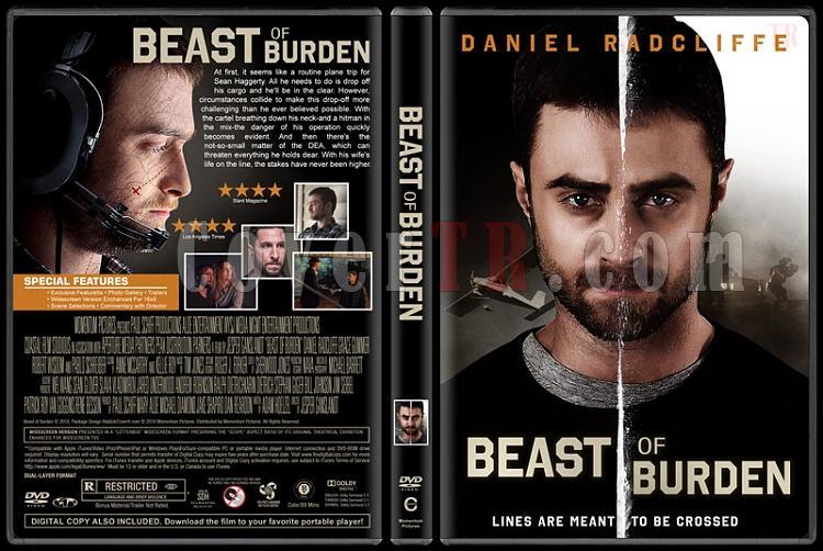 Beast of Burden - Custom Dvd Cover - English [2018]-1jpg