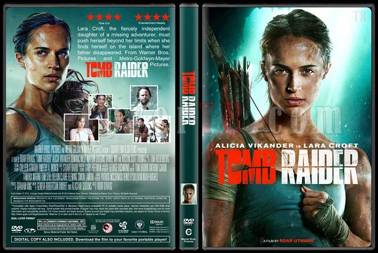 Tomb Raider - Custom Dvd Cover - English [2017]-2jpg