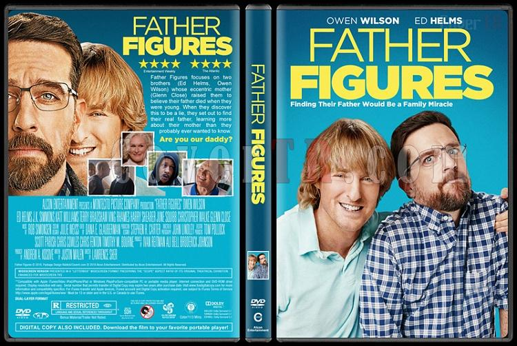 Father Figures (Baban Kim?) - Custom Dvd Cover - English [2017]-2jpg