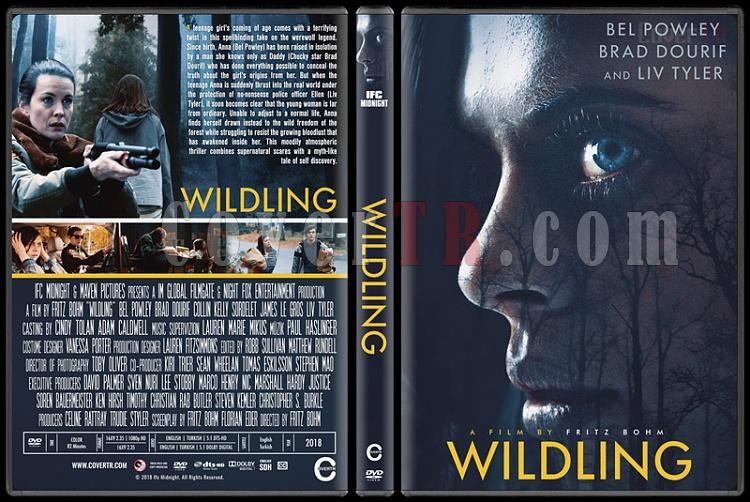 Wildling - Custom Dvd Cover - English [2018]-2jpg