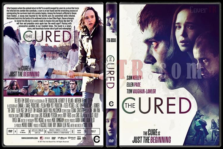 The Cured (İyileşenler) - Custom Dvd Cover - English [2018]-1jpg