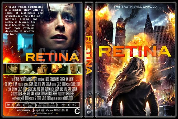 Retina - Custom Dvd Cover - English [2017]-1jpg