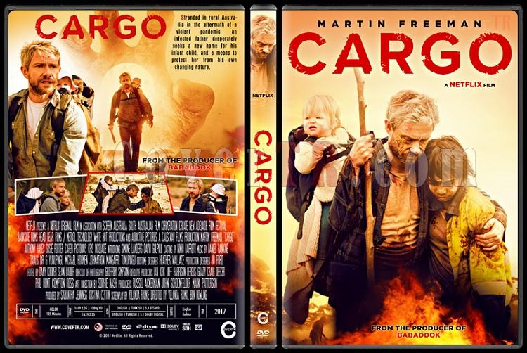 Cargo - Custom Dvd Cover - English [2017]-1jpg