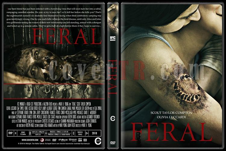 Feral - Custom Dvd Cover - English [2017]-01jpg