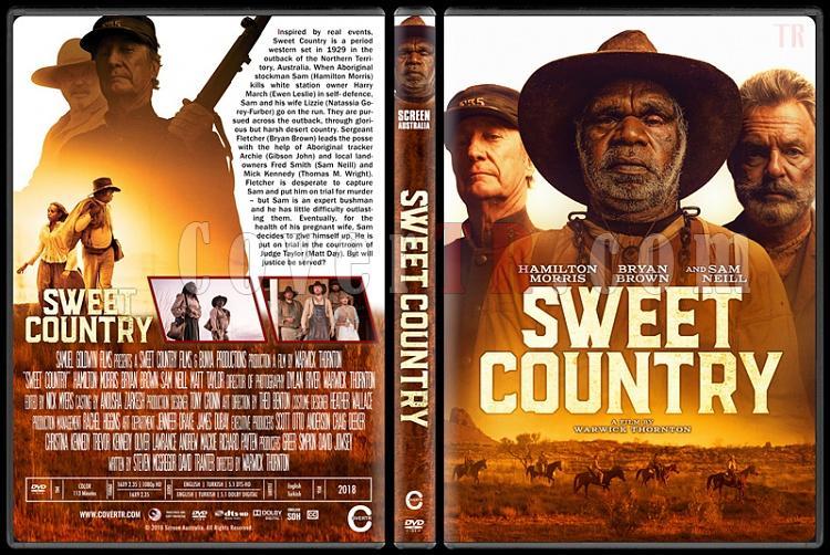 Sweet Country (Güzel Ülke) - Custom Dvd Cover - English [2018]-3jpg