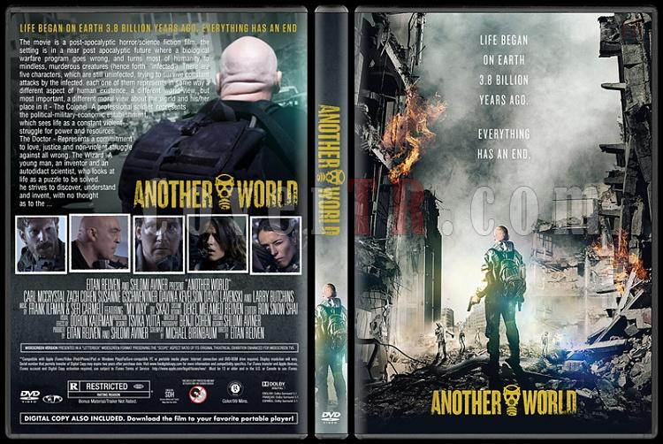 Another World (Bir Başka Dünya) - Custom Dvd Cover - English [2014]-03jpg