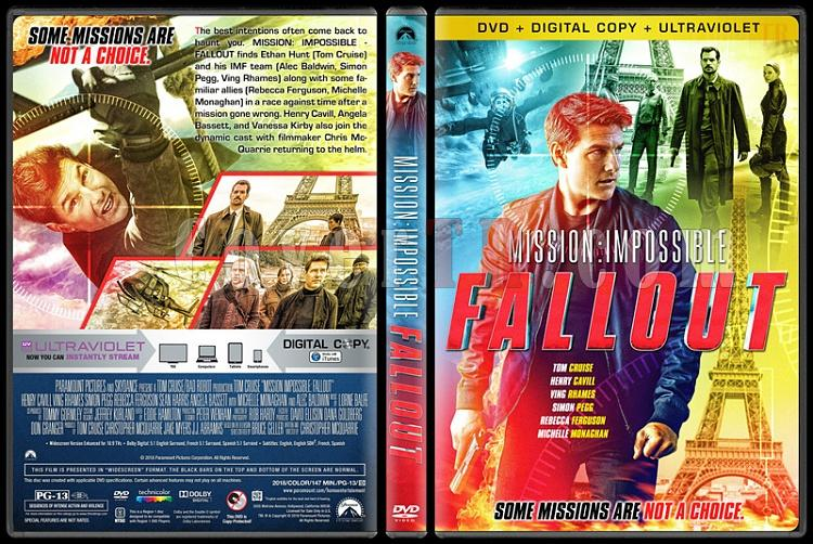 Mission: Impossible - Fallout - Custom Dvd Cover - English [2018]-01jpg