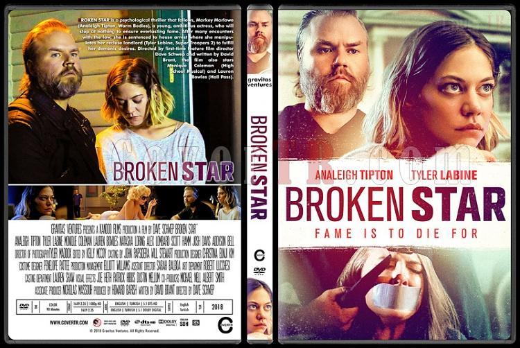 Broken Star - Custom Dvd Cover - English [2018]-04jpg