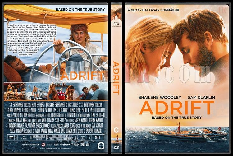Adrift (Sürükleniş) - Custom Dvd Cover - English [2018]-02jpg
