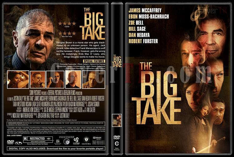 The Big Take - Custom Dvd Cover - English [2018]-01jpg