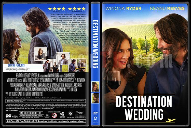 Destination Wedding - Custom Dvd Cover - English [2018]-02jpg