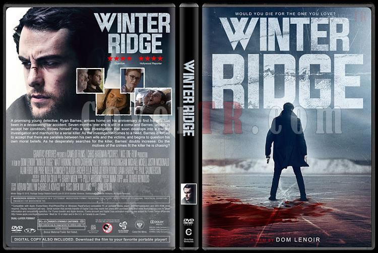 Winter Ridge - Custom Dvd Cover - English [2018]-04jpg