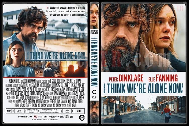 I Think We're Alone Now - Custom Dvd Cover - English [2018]-02jpg