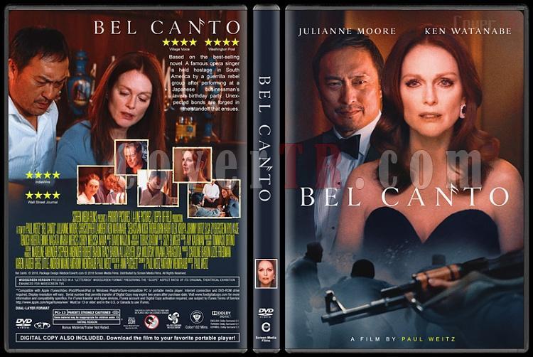 Bel Canto (Tutsak) - Custom Dvd Cover - English [2018]-01jpg