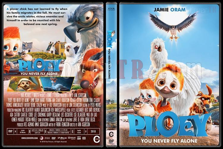 Ploey: You Never Fly Alone - Flying The Nest (Puloi: Asla Yalnız Uçmayacaksın) - Custom Dvd Cover - English [2018]-01jpg