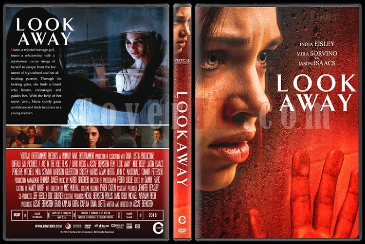 Look Away - Custom Dvd Cover - English [2018]-2jpg
