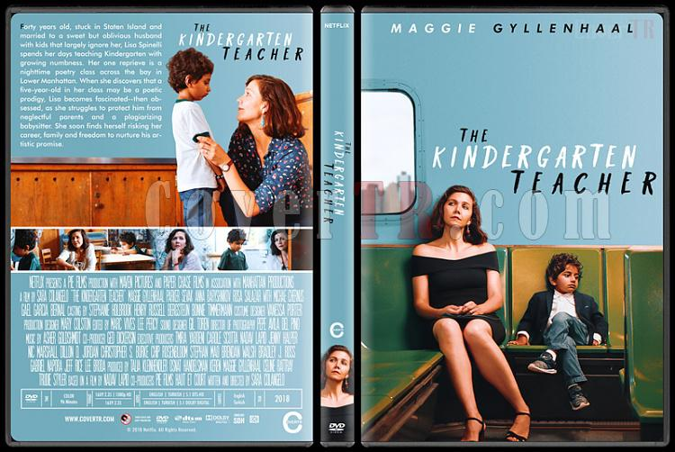 The Kindergarten Teacher (Anaokulu Öğretmeni) - Custom Dvd Cover - English [2018]-3jpg
