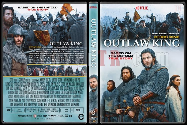Outlaw King - Custom Dvd Cover - English [2018]Outlaw King-2jpg