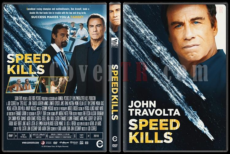 Speed Kills - Custom Dvd Cover - English [2018]-2jpg