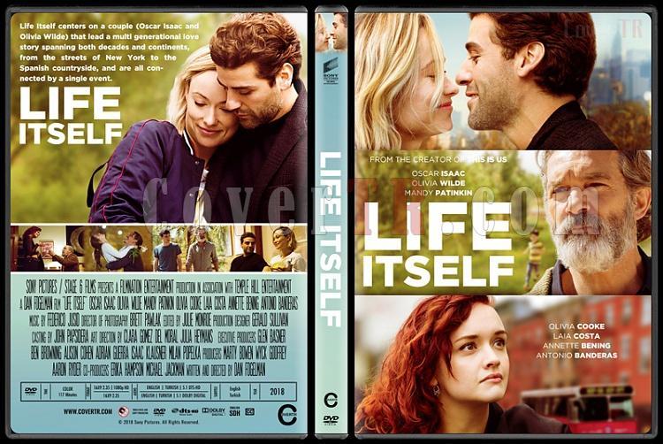 Life Itself - Custom Dvd Cover - English [2018]-1jpg
